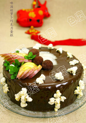 儿童生日蛋糕的做法